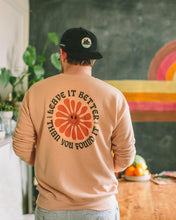 画像をギャラリービューアに読み込む, PARKS PROJECT LEAVE IT BETTER SMILIN SUN CREWNECK|PP007002