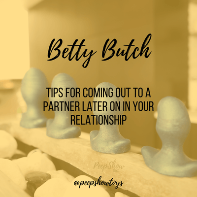 Tips for Coming Out to a Partner Later on in Your Relationship