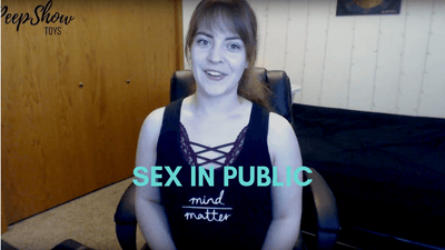 Why People Like Having Sex in Public