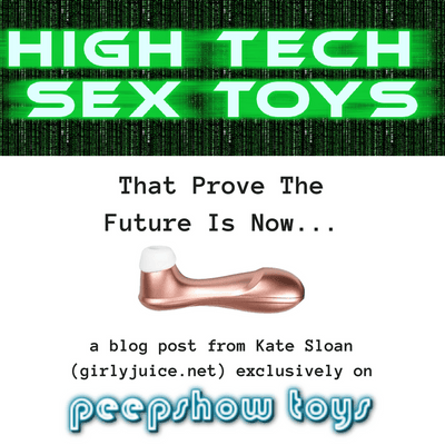 High Tech Sex Toys That Prove The Future Is Now