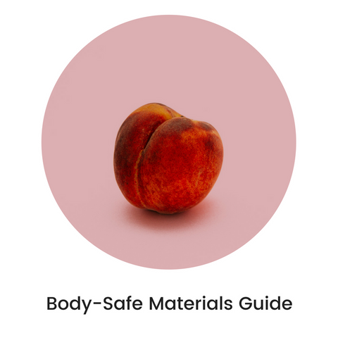 Body Safe Sex Toy Material Guide | PeepShow Toys