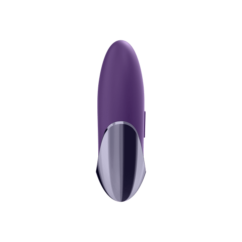Satisfyer Purple Pleasure 15-Function Vibrator  Suction Vibrator Satisfyer Peepshow Toys