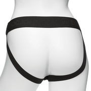 Doc Johnson Body Extensions Be Aroused Hollow Strap On System with with Vibrations & Remote Control - Hamilton Park Electronics