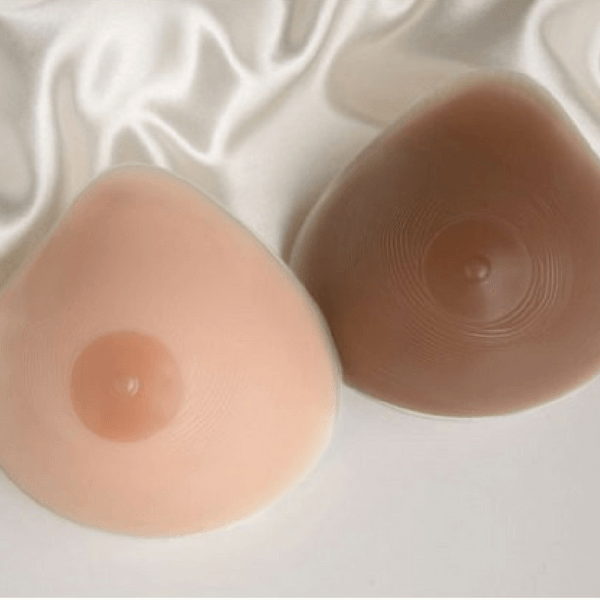 Transform Supersoft® Full Classic Asymmetrical Breast Forms