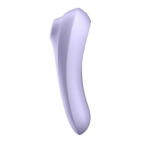 Satisfyer Dual Pleasure Air Pulse Vibrator with Long-Distance App Control - Hamilton Park Electronics