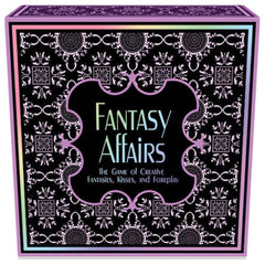 Fantasy Affairs Game - Peepshow Toys Body-Safe Adult Pleasure Products Online Store