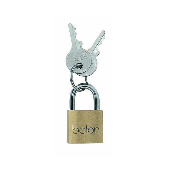 Spartacus Brass PadLock 3/4 of an inch