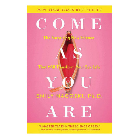 Come As You Are by Emily Nagoski Ph.D. - Hamilton Park Electronics