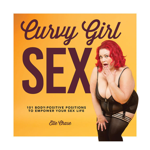 Curvy Girl Sex by Elle Chase  Book Quayside Publishing Peepshow Toys