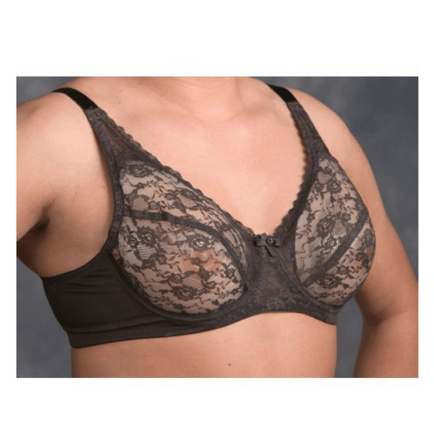 Transform® See-Thru Bra (Black Lace Enhancer)