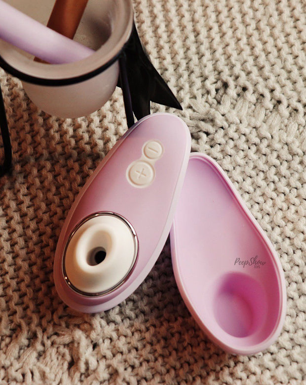 Womanizer Liberty Pleasure Air Clitoral Stimulator  Suction Vibrator Womanizer Peepshow Toys