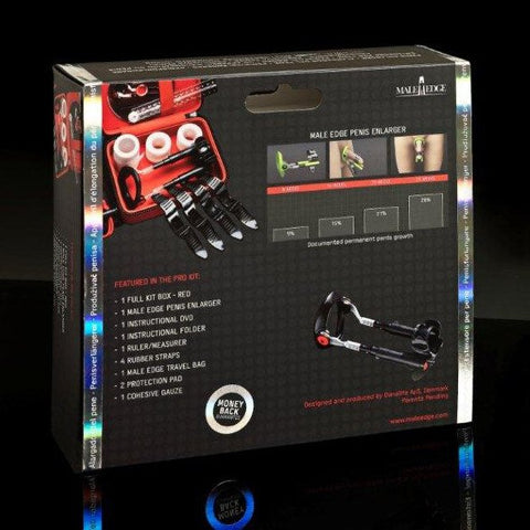 Male Edge Pro Extender Kit