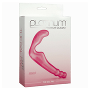 Platinum Premium Silicone Gal Pal Strapless Strap-on from Doc Johnson