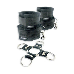5 Piece Hog Tie & Cuff Bondage Kit