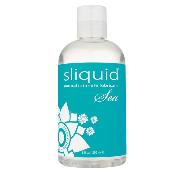 Sliquid Sea (8.5 oz)  Lubricants Sliquid Peepshow Toys