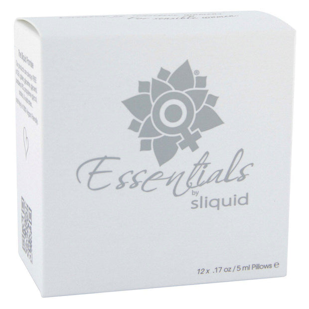 Sliquid Essentials Lube Cube - 6 Varieties of Personal Lubricant