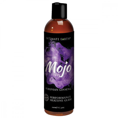 MOJO Silicone Glide with Peruvian Ginseng  Lubricants Intimate Earth Peepshow Toys