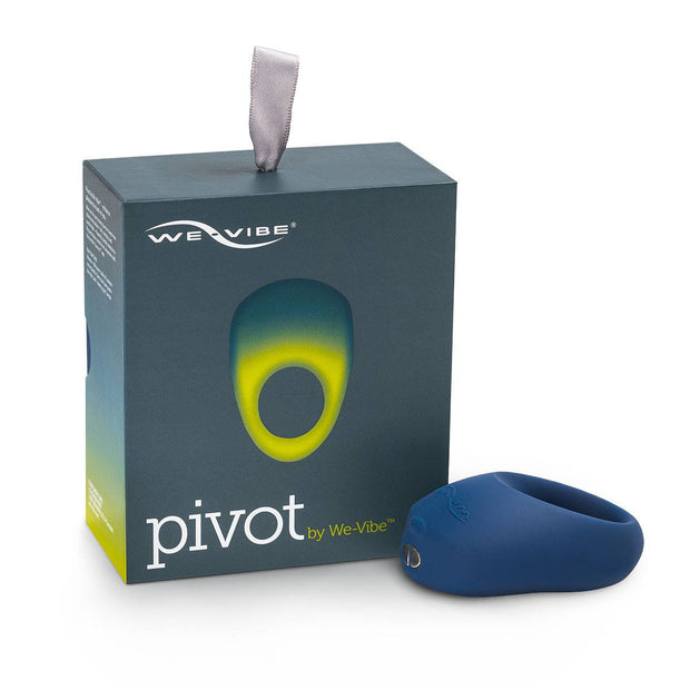 Pivot by We-Vibe Vibrating Rechargeable Silicone  Penis Ring  Cock RIng We-Vibe Peepshow Toys