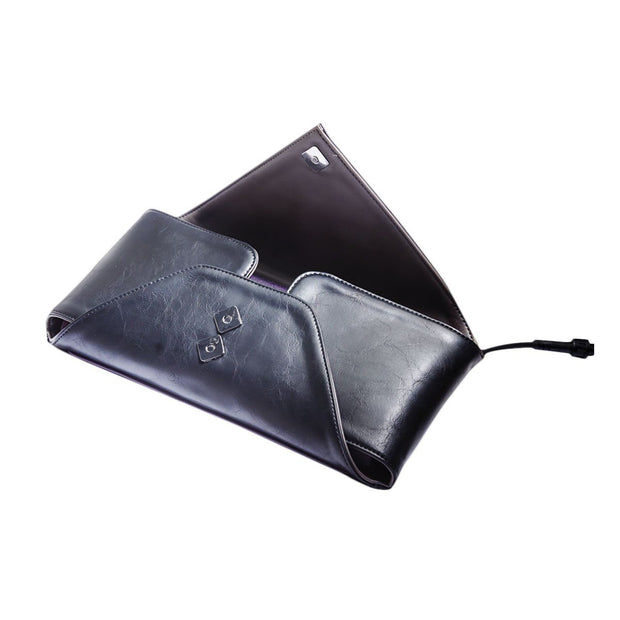 WARM Vegan Leather Warming Pouch for Sex Toys + Lube  Sex Toy Storage Case Warm Peepshow Toys