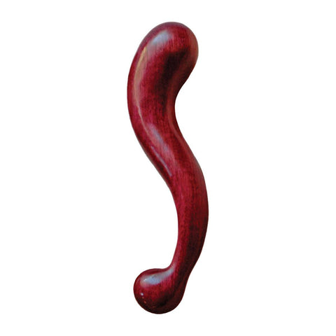 Nobessence Seduction Sculptured Wood Dildo  Dildo NobEssence Peepshow Toys