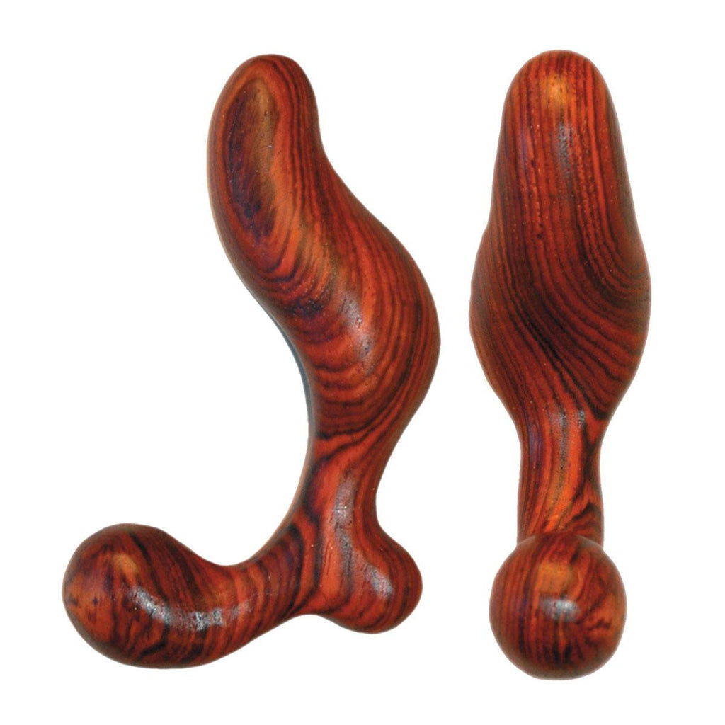 NobEssence Romp Sculptured Hardwood Dildo