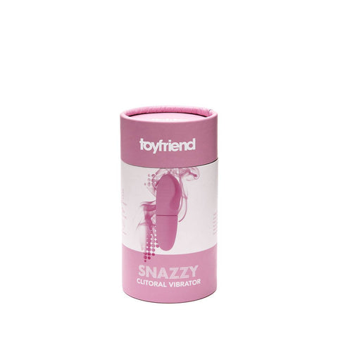 Toyfriend Smooth Snazzy Clitoral Vibrator