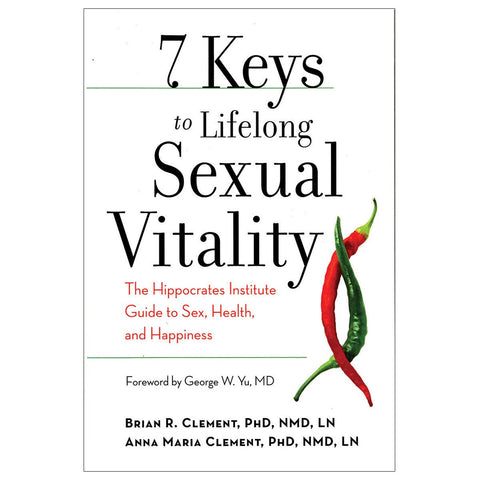7 Keys to Lifelong Sexual Vitality  Book New World Library Peepshow Toys