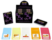 Gay Sex! Card Game  Adult Games Kheper Games Peepshow Toys