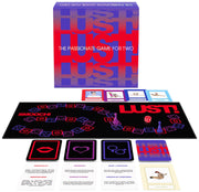 Lust ! Board Game for Couples
