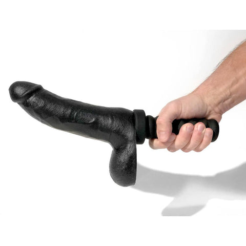 Boneyard Cock 100% Silicone Tool Kit with Suction Cup and Handle - Hamilton Park Electronics