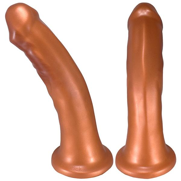 SquarePegToys® Big Stick SuperSoft Silicone Dildo