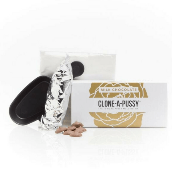 Clone-A-Pussy Milk Chocolate Molding Kit