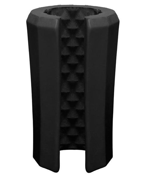 Doc Johnson Optimale Beaded Silicone Stroker Sleeve - Hamilton Park Electronics