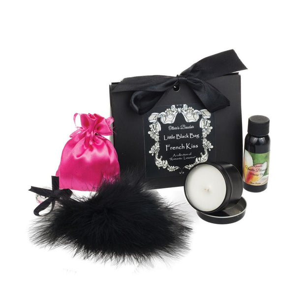 Olivia's Boudoir Little Black Bag
