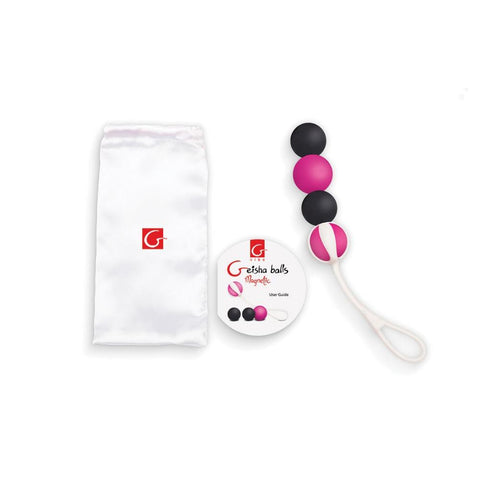 FT London Geisha Balls Magnetic Kegel Balls  Kegel Exerciser FT London Peepshow Toys