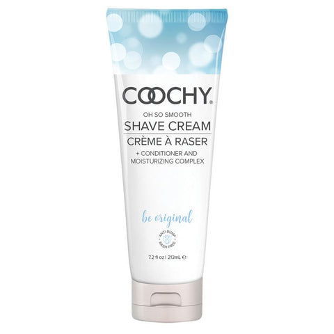 Coochy Oh So Smooth Shave Cream - Be Original  Shaving Cream Classic Erotica Peepshow Toys