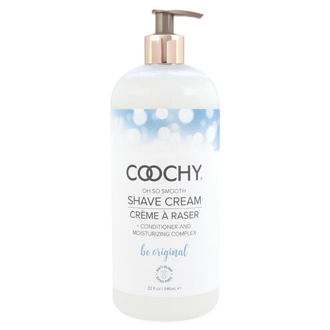 Coochy Oh So Smooth Shave Cream - Be Original - Hamilton Park Electronics