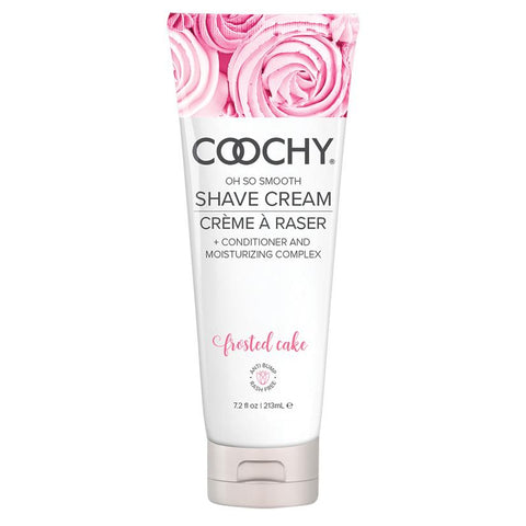 Coochy Oh So Smooth Shave Cream - Frosted Cake - Hamilton Park Electronics