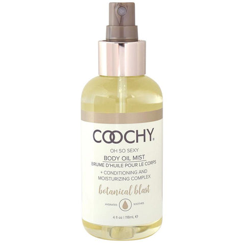 Coochy Oh So Sexy Botanical Body Oil Mist  Body Oil Classic Erotica Peepshow Toys
