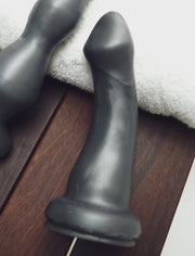 SquarePegToys® Little Demon SuperSoft Silicone Dildo / Anal Plug - Hamilton Park Electronics