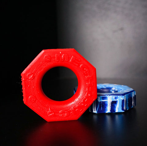 Oxballs Mechanic Soft Silicone Cock Ring  Cock RIng Oxballs Peepshow Toys