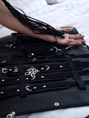 Rianne S Kinky Me Softly Bondage Collection with Storage Bag  Bondage Kit Rianne S Peepshow Toys