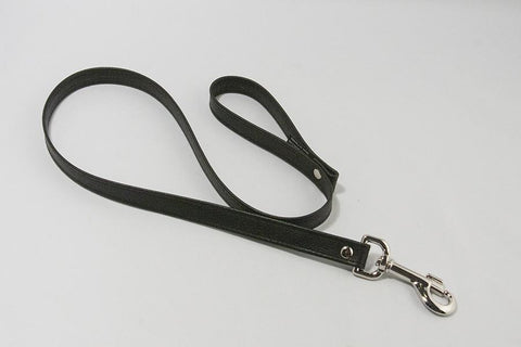 Aslan Leather Leash - Real Leather 3 Feet Long - Hamilton Park Electronics