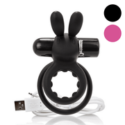 Screaming O Charged Ohare Rechargeable Vibrating Ring
