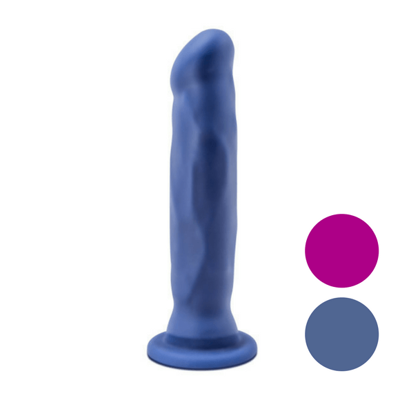 Real Nude Rollo Silicone Suction Cup Dildo by Blush Novelties