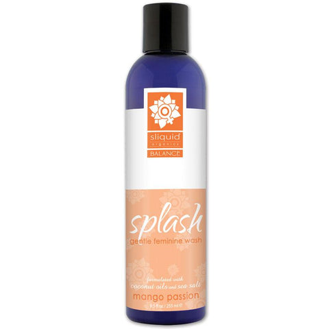 Sliquid Splash Feminine Wash 8.5 oz