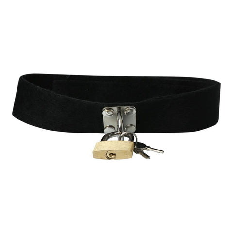 Sportsheets Lock & Key Collar