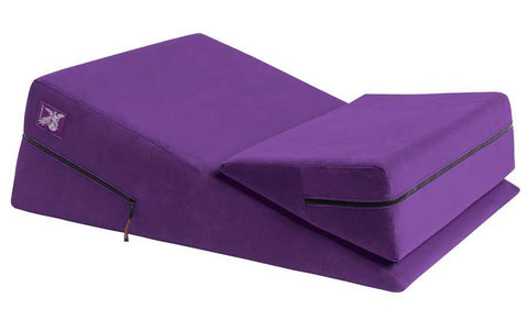 Liberator Wedge/Ramp Combo Plus Size High-Density Foam Positioning Pillow  Sex Furniture Liberator Peepshow Toys