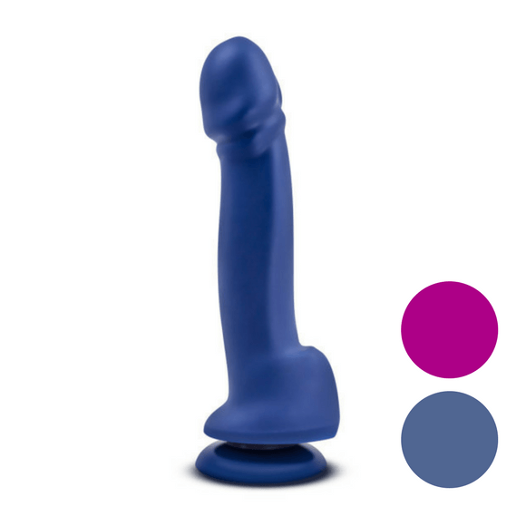 Real Nude Sumo Silicone Suction Cup Dildo by Blush Novelties