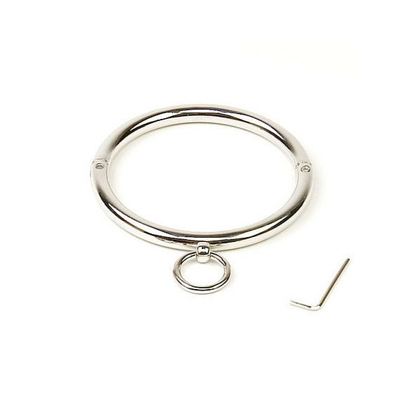 Round Stainless Steel Collar